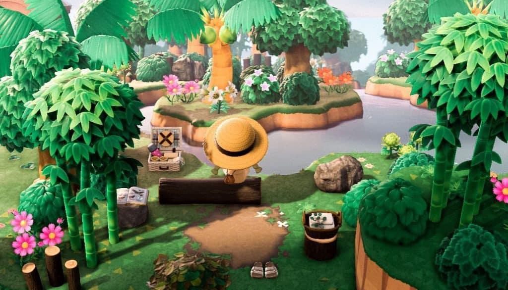 animal crossing new horizons jungle island