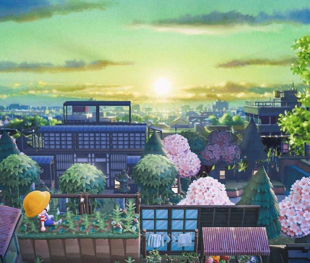 jeju crossings anime town