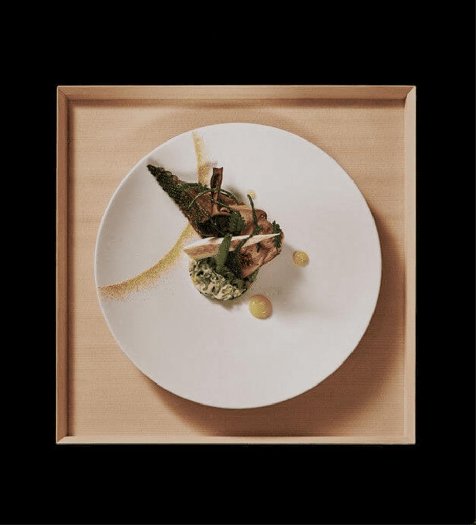 Hoshinoya Tokyo food
